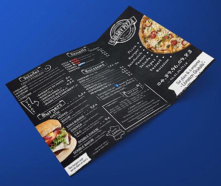 Identité graphique – Restaurant